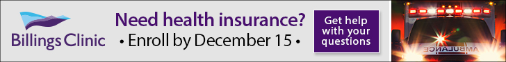 Enroll by December 15 if you need health insurance.