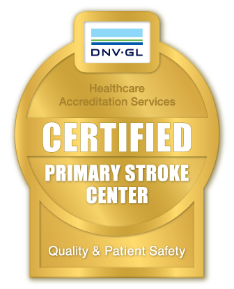 DNV-GL Certified Primary Stroke Center