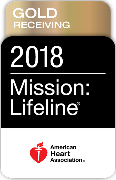Billings Clinic receives Mission: Lifeline Gold Receiving achievement award