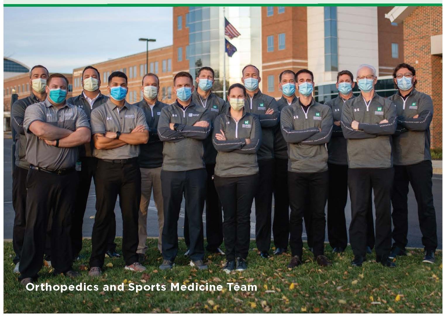 Orthopedics and Sports Medicine Team